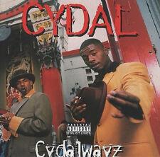 CYDAL - CYDALWAYZ  US-CD 1998   LUNIZ,  DRU DOWN , 3X KRAZY