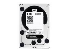 """Western Digital WD BLACK HDD WD1003FZEX 1TB 7200RPM 64MB SATA3 3.5"""" Hard Drive"""