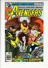 "AVENGERS #179  Marvel 1979  ""Slowly Slays the Stinger""  Black Panther  VERY FINE"
