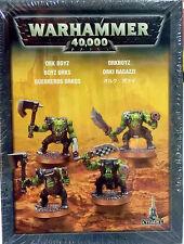 Guerreros OrKos  Warhammer 40.000  35-27