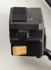 RGV 250 SUZUKI OEM LHS SWITCH BLOCK HORN PASS INDICATOR HI LOW SPARE PARTS CHOKE