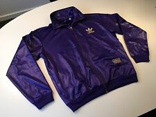 Adidas Chile 62 Shiny Purple With Gold Logo, Rare Model Mens Size XL