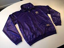 Adidas Chile 62 Shiny Purple With Gold Logo, Rare Model Mens Size XL