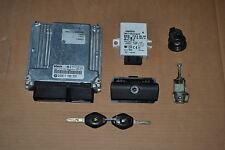 BMW 3er E46 320d 150ps 2 Schlüssel mit Motorsteuergerät EWS3 DDE Automatik M47N