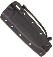 ESEE Model 6 CM6 Black Kydex Sheath Only With Adjustable Tensioner CM6-Sheath