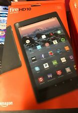 Fire HD 10 kindle Tablet with Alexa Hands-Free, 10.1...