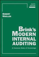Moeller Robert R.-Brink`S Modern Internal Auditing  BOOK NEW