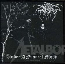 Dark Throne Under a Funeral Moon Parche/parche 601876 #