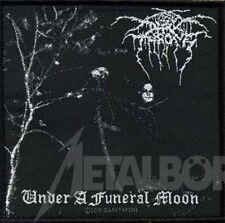 Dark Throne Under a Funeral Moon   Ptach/Aufnäher 601876 #