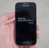 Samsung Galaxy S4 Mini GT-I9190 8GB GSM UNLOCKED SIM Free Cell Phone Black/White