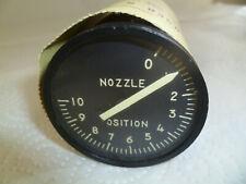 Schubdüsenverstellanzeiger, Nozzle Position Indicator