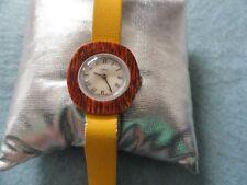 Unique Ladies Timex Mechanical Wind Up Vintage Watch
