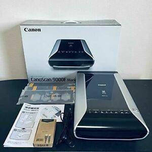 Canon flatbed scanner CanoScan 9000F MarkII 6218B001 Windows 7 Windows 8