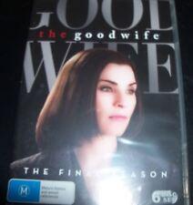The Good Wife Complete Season 7 The Final season (Australia Region 4) DVD - NEW