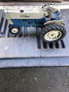 vintage Ford tractor diecast original model 6000 diesel