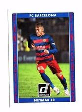 Neymar Jr 2015 Panini Donruss Soccer, Fantastic Finishers !!