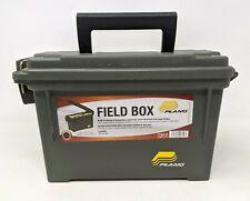 New Plano Field Box Ammo Ammunition Case Green Storage 131200 Lockable FP20