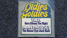 Them: Here comes the night/ Alan Price Set: The house that Jack built 7'' Single