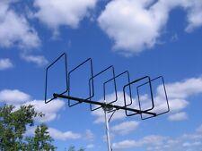 VHF Square Loop Base Antenna Gain 10,6 dB