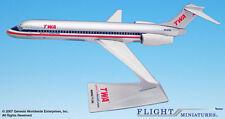 TWA Boeing 717-200 1:200 B717 NEU AA American Airlines TWA Kombi Lackierung