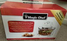 Magic Chef Convection Countertop Oven Model Ewgc12W3