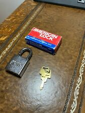 American Lock A5200 Steel Padlock - Government Padlock 1-1/8