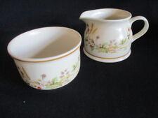 Marks and Spencer HARVEST Milk jug and sugar bowl
