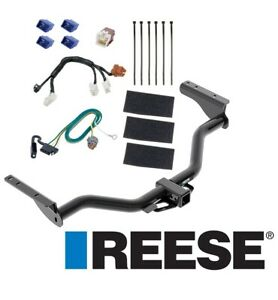 Reese Trailer Tow Hitch For 13-19 Nissan Pathfinder Infiniti QX60 Wiring Kit New