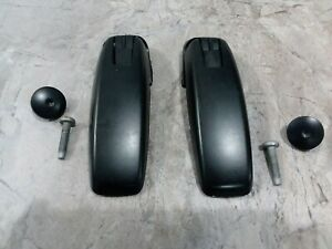 2010 Ford Expedition OEM Rear Window glass Hinge pair w/ hardware