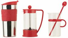 Bodum Bistro Coffee Set - Red. From the Official Argos Shop on ebay