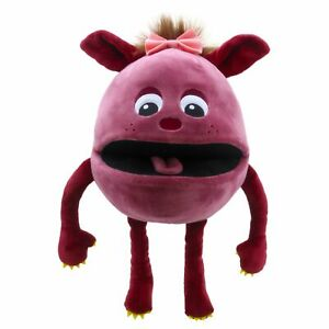 The Puppet Company LLC. Baby Monsters: Raspberry Monster