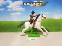 Britains  deetail  Wild West Cowboy Sheriff on horse (lot 3246)
