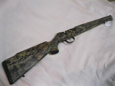 #711 CVA Apollo Camo Stock w/ Butt Pad, Studs for Swivels (Appears Unused)