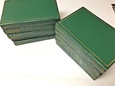 """Vintage Set of 10 """"The Wit and Humor of America"""" Books"""