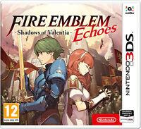 Fire Emblem Echoes : Shadows of Valentia - Jeu Nintendo 3DS - Neuf sous blister