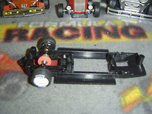 1/32 SCX CITROEN XSARA PRO bare inline chassis for 4 wheel drive-used