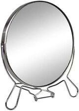 Specchio cosmetico da trucco zoom ø 10 cm specchietto regolabile girevole