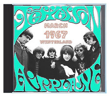 JEFFERSON AIRPLANE, LIVE San Francisco, Spring of the Summer of Love '67, on CD