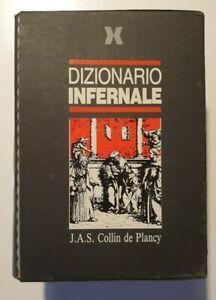 Collin De Plancy Dizionario Infernale Cofanetto 2 Volumi Xenia INTEGRALE