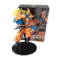 DRAGON BALL Z - Goku Super saiyan kame BWFC Action figure 18cm