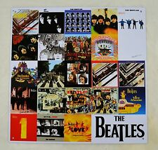 Large Collectable BEATLES Album Art Metal Wall Sign 30cm Officially Licensed NEW