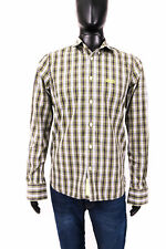 *Superdry Mens Shirt Tailored Checks size M
