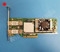 Dell Dual Port 10GB SFP+ PCIe Network Adapter KJYD8 Broadcom BCM 57711 192G