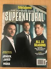 Entertainment Weekly The Ultimate Guide to Supernatural  (8)