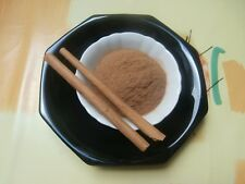 50 gr cannelle poudre de Madagascar / Cinnamomum zeylanicum , envoi sous 24 h