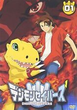 DIGIMON SAVERS 1-JAPAN DVD D99