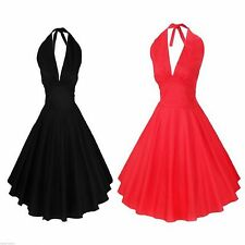 Rockabilly Polyester Vintage Clothing for Women