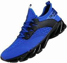 DUORO Mens Athletic Running Shoes Mesh Lightweight Sneakers Breathable Stylish A