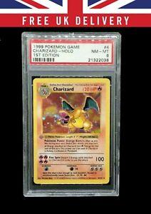 Pokémon Grading Slab Case New Empty Pro Card Protector UK Seller.