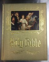 Holy Bible MASTER REFERENCE EDITION  HEIRLOOM - KJV Red Letter Edition 1964